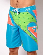 Quiksilver Robby Fluro Boardshort 21&quot;