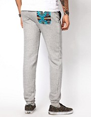 DRMTM Sweat Pant With Aztec Pocket