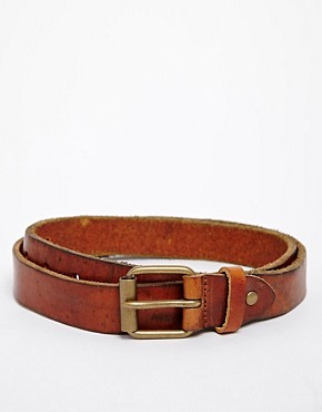 Selected Andre Leather Belt