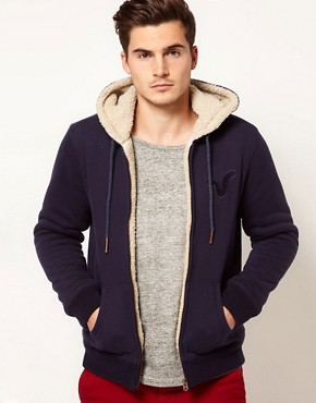 Image 1 ofVoi Hoodie with Fur Lined Hood