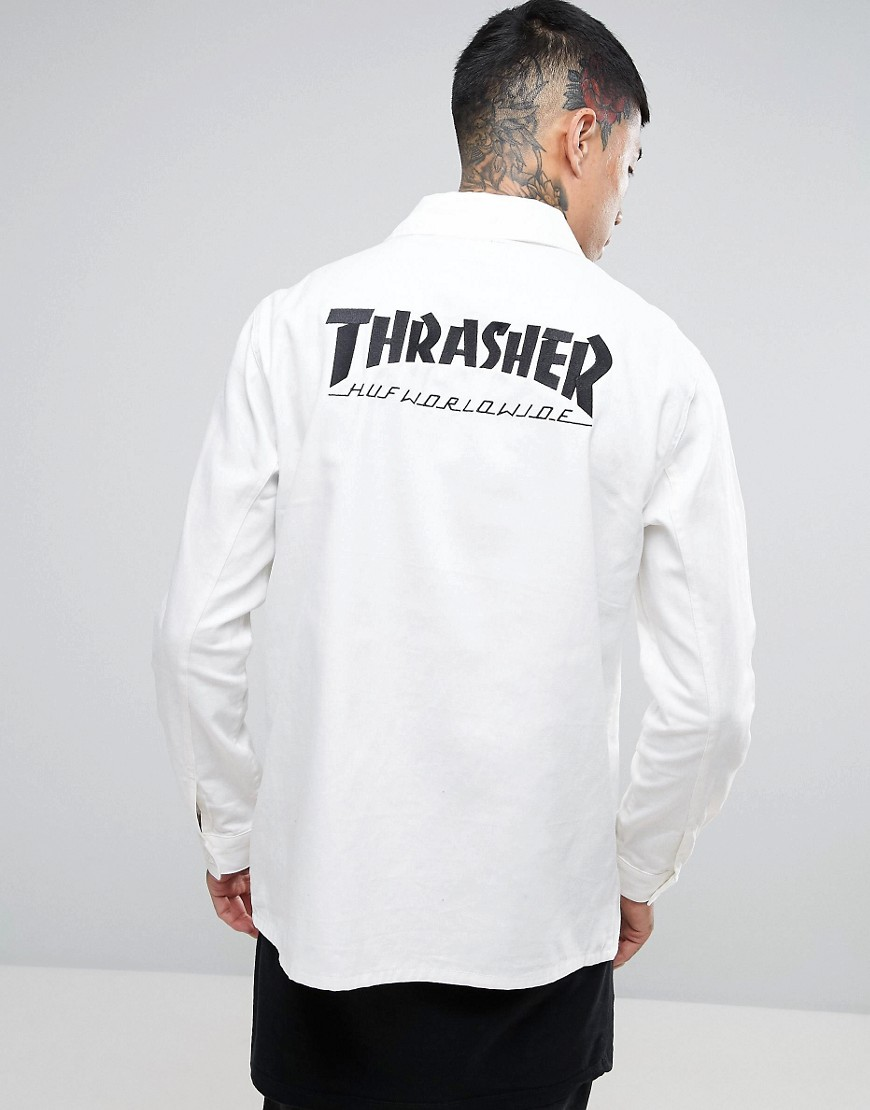 huf-x-thrasher-chore-jacket-white