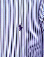 Imagen 3 de Camisa de popelina a rayas de Polo Ralph Lauren