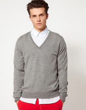 Image 1 ofHentsch Man Sweater Golfer