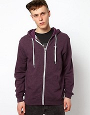 Vans Hooded Sweatshirt Zip Thru