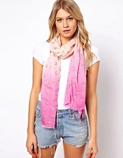 Ted Baker Printed Long Scarf
