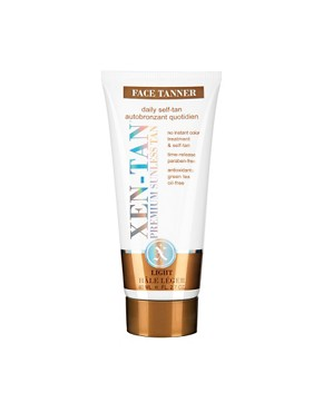 Image 1 ofXen-Tan Premium Sunless Tan Face Tanner 80ml