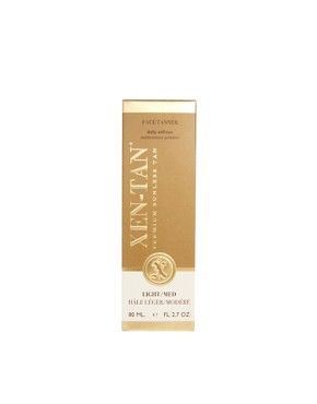 Image 2 ofXen-Tan Premium Sunless Tan Face Tanner 80ml