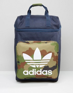 adidas Originals Backpack In Camo AZ6270
