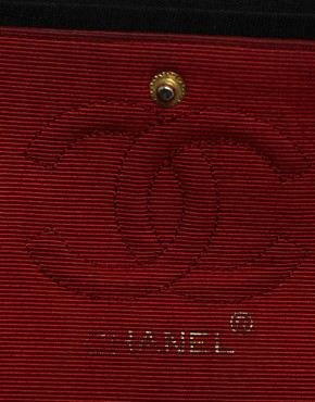 Image 2 ofVintage Chanel Jersey Classic Bag