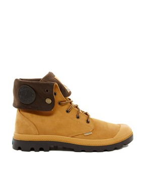 Image 4 ofPalladium Pamper Waterproof Leather Boots