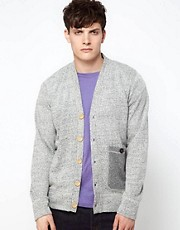 Jack & Jones - Cardigan effetto puntinato