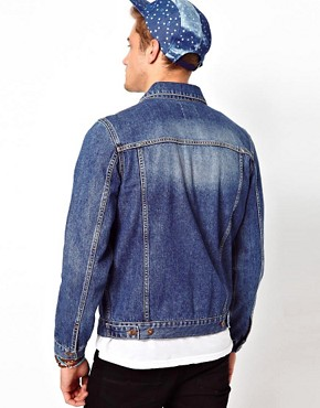 Image 2 ofASOS Denim Jacket