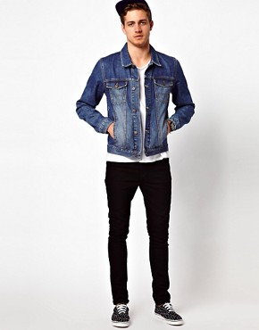 Image 4 ofASOS Denim Jacket