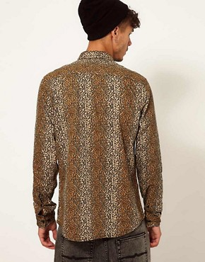 Image 2 ofASOS Leopard Print Shirt