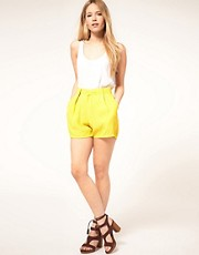 Cameo Mosaic Shorts