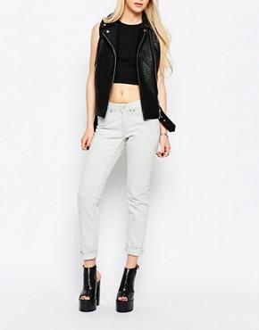 Eleven Paris Debra Bleached Jeans