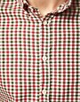 Image 3 ofASOS Slim Fit Gingham Shirt