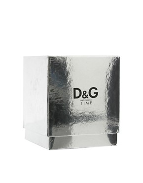 Image 2 ofD&amp;G White Analogue Prime Time Watch