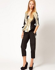 Sass & Bide - Outside The Box - Pantaloni in seta