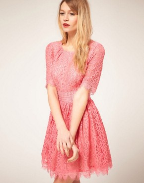 Image 1 ofDarling Lace Amelia Dress