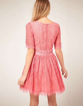 Image 2 ofDarling Lace Amelia Dress
