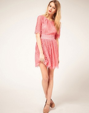 Image 4 ofDarling Lace Amelia Dress