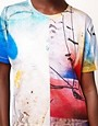 Image 3 ofLulu and Co Barry Regiate Rainbow Graphic Tee