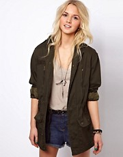 ASOS - Parka stile militare