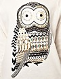 Image 3 ofRiver Island Owl Sweat Top