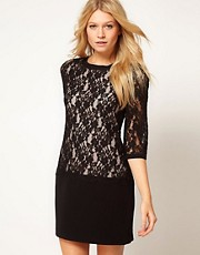 Ted Baker Lace Shift Dress