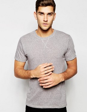 Selected Homme T-Shirt in Twisted Yarns