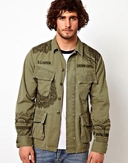 Chaqueta estilo worker de Denim & Supply Ralph Lauren