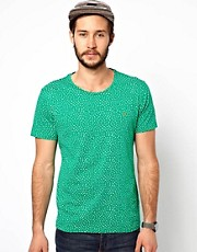 Farah Vintage - T-shirt con stampa integrale
