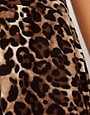 Image 3 of ASOS Culottes in Animal Print