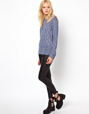 Image 4 ofLNA Basin Slash Sweater