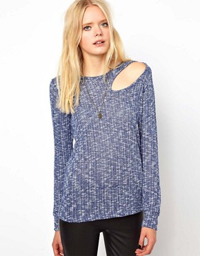 Image 1 ofLNA Basin Slash Sweater
