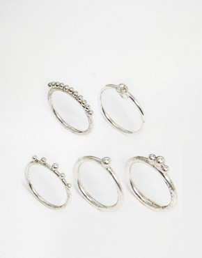 Luv AJ Mahe Ring Set