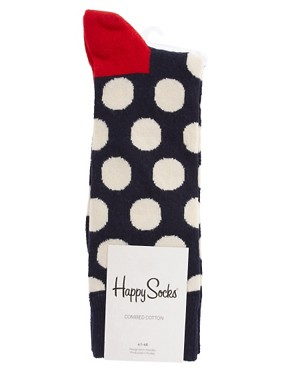 Image 2 ofHappy Socks Nation Spot Socks