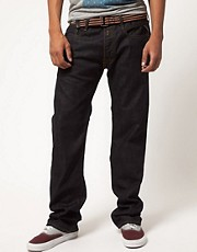 Replay - Billstrong - Jeans larghi rinse wash
