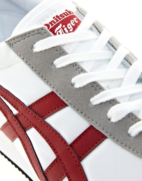 Image 2 of Onitsuka Tiger Sakurada Nylon Trainers