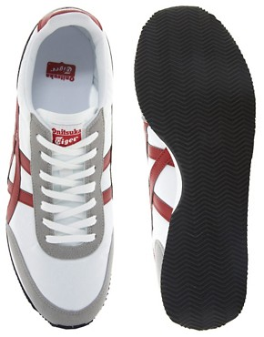 Image 3 of Onitsuka Tiger Sakurada Nylon Trainers