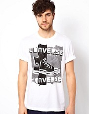 Converse High Top T-Shirt