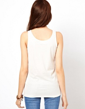 Image 2 ofWrangler Vest Top