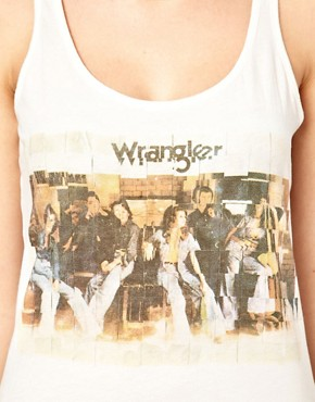 Image 3 ofWrangler Vest Top