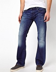 Diesel - Zatiny 8XR - Jeans bootcut