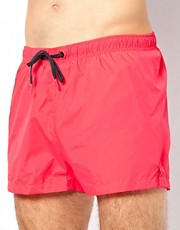Bjorn Borg Pink Neon Swim Short