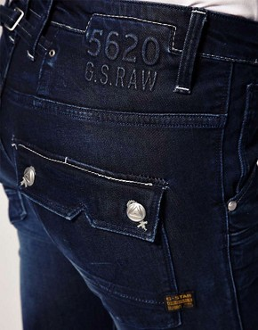 Image 3 ofG-Star Motor Slim Tapered Jeans