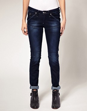 Image 1 ofG-Star Motor Slim Tapered Jeans