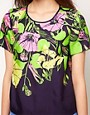 Image 3 ofWhistles &#39;60s Flower Print Top