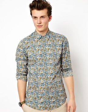 Image 1 ofAntony Morato Floral Shirt